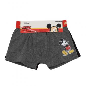 dark grey boxer shorts